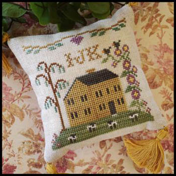 Little House Needleworks - ABC Samplers #4 - IJK