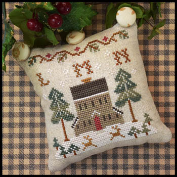 Little House Needleworks - ABC Samplers #5 - LMN