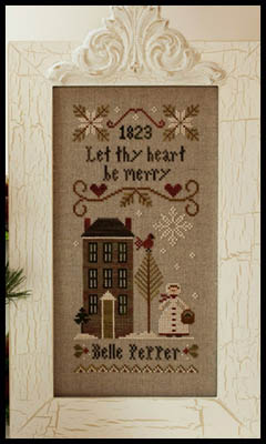 Little House Needleworks - Be Merry Belle Pepper