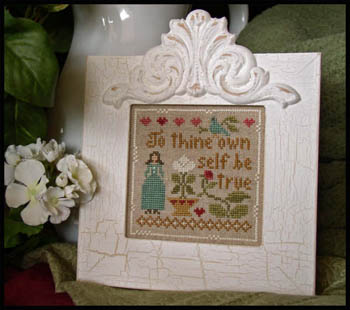 Little House Needleworks - Be True