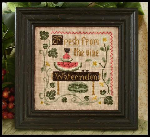 Little House Needleworks - Fresh Watermelon