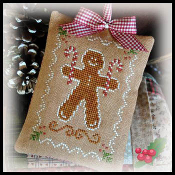 Little House Needleworks - Gingerbread Cookie