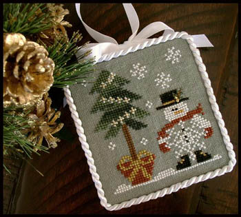 Little House Needleworks - He's a Flake