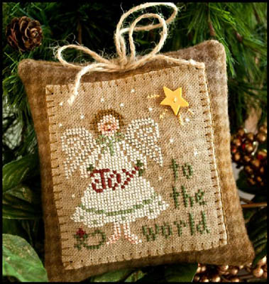 Little House Needleworks - Joy to the World