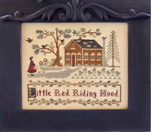 Little House Needleworks - Little Red Riding Hood
