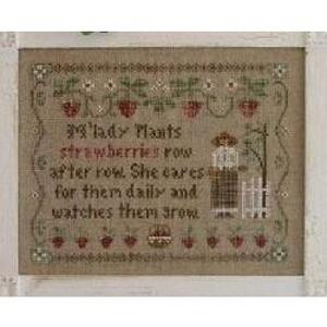 Little House Needleworks - M'Lady's Strawberries