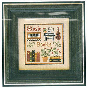 Little House Needleworks - Music & Books