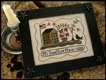 Little House Needleworks - My Dwelling Place