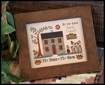 Little House Needleworks - My House, My Home
