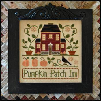Little House Needleworks - Pumpkin Patch Inn