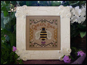 Little House Needleworks - Queen Bee