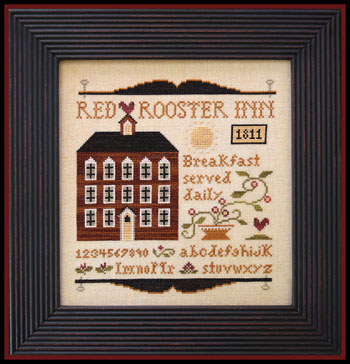Little House Needleworks - Red Rooster Inn