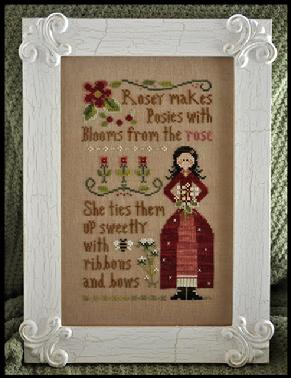 Little House Needleworks - Rosey