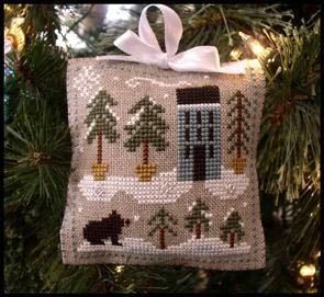 Little House Needleworks - Snowy Pines