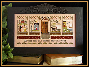 Little House Needleworks - The Library