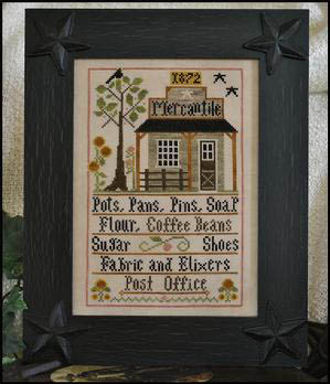Little House Needleworks - The Mercantile