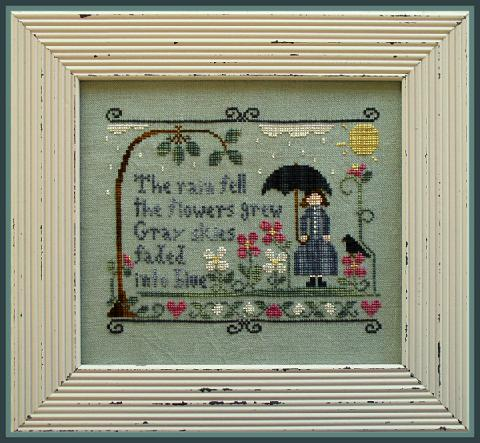 Little House Needleworks - The Rain Fell