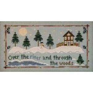 Little House Needleworks - Through the Woods
