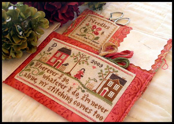 Little House Needleworks - Traveling Stitcher
