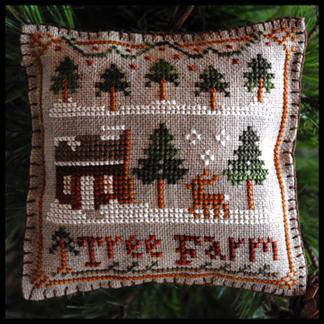 Little House Needleworks - Tree Farm