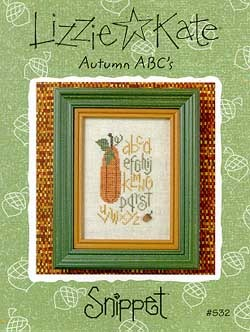 Lizzie*Kate - Autumn ABCs
