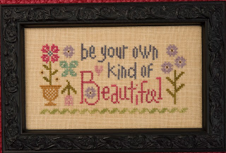 Lizzie*Kate - Be Your Own Kind of Beautiful