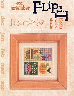 Lizzie*Kate - Flip-it Blocks - November