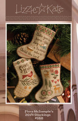 Lizzie*Kate - Flora McSample's 2014 Stockings