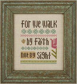 Lizzie*Kate - For We Walk by Faith