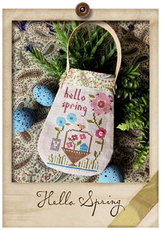 Lizzie*Kate - Hello Spring Limited Edition Kit