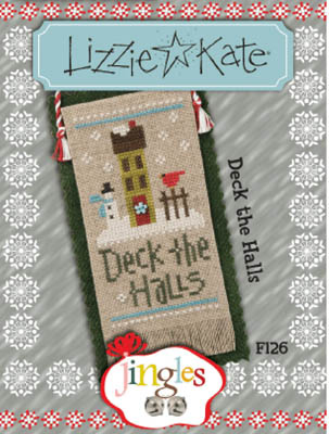 Lizzie*Kate - Jingles Flip It - Deck the Halls