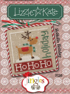 Lizzie*Kate - Jingles Flip It - Ho Ho Ho Holiday
