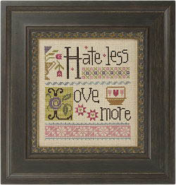 Lizzie*Kate - Less is More - Hate Less/Love More Double Flip