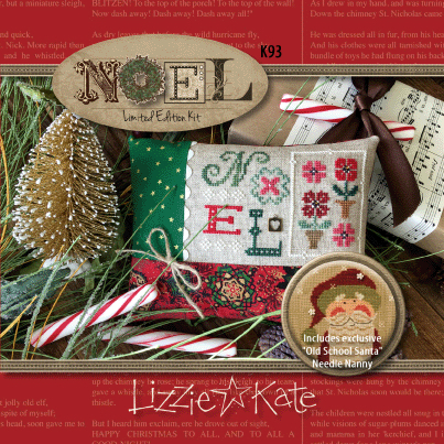 Lizzie*Kate - Noel Limited Edition Kit