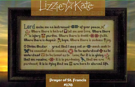 Lizzie*Kate - Prayer of St Francis