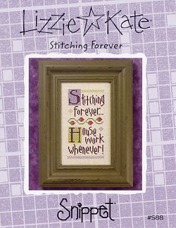 Lizzie*Kate - Stitching Forever