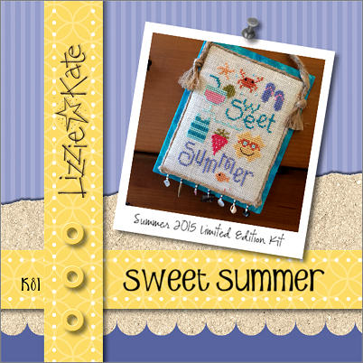 Lizzie*Kate - Sweet Summer Limited Edition Kit