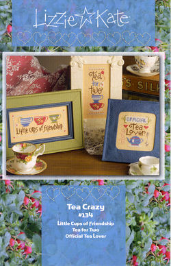 Lizzie*Kate - Tea Crazy
