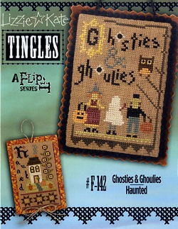 Lizzie*Kate - Tingles - Ghosties and Ghoulies/Haunted