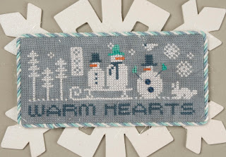 Lizzie*Kate - Warm Hearts - SNOW Story Flip-it