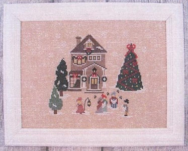 Mani di Donna - Christmas Village Series - Christmas Carols