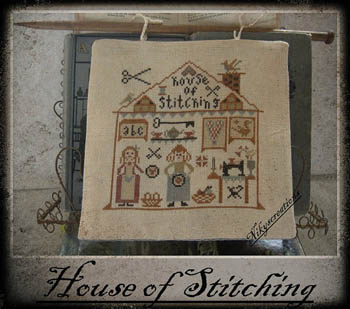 Nikyscreations - House of Stitching
