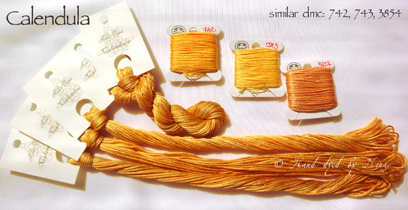 Nina's Threads - Calendula