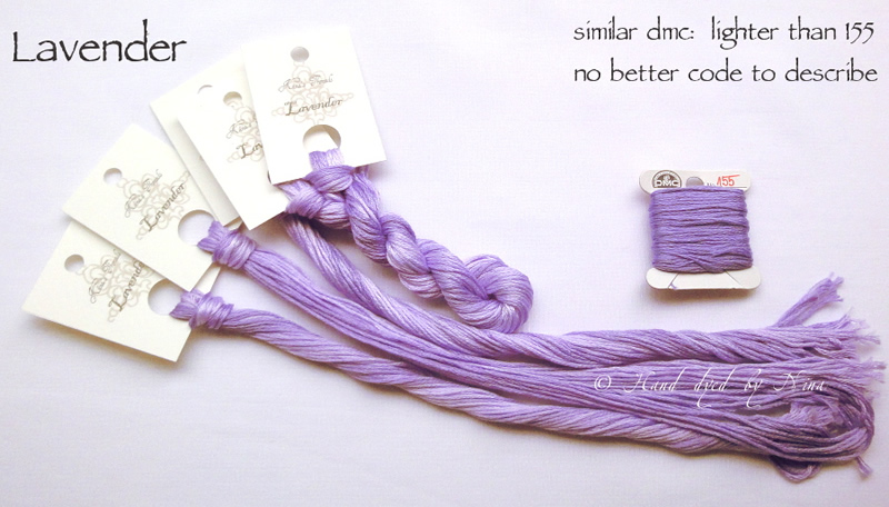 Nina's Threads - Lavender