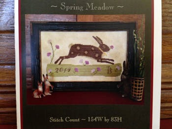 Scattered Seed Samplers - Spring Meadow Sampler
