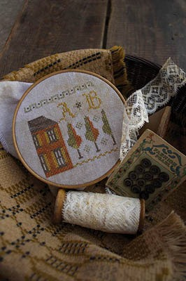 Summer House Stitche Workes - Fragments in Time #1