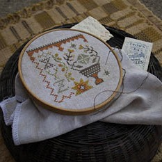 Summer House Stitche Workes - Fragments in Time #2