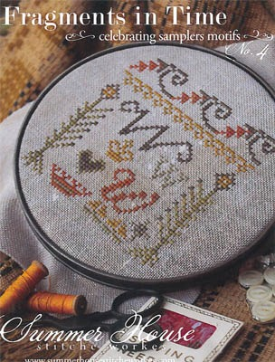 Summer House Stitche Workes - Fragments in Time #4