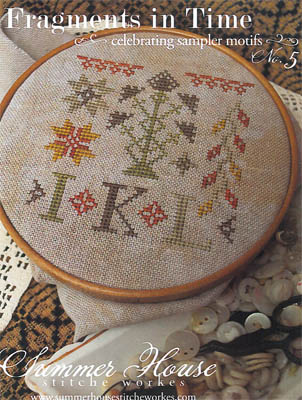 Summer House Stitche Workes - Fragments in Time #5