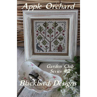 Blackbird Designs - Garden Club Series #2 - Apple Orchard